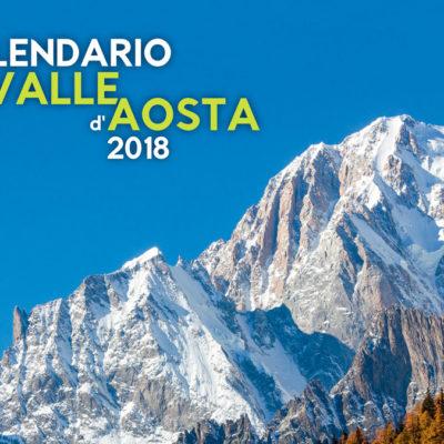 Calendario-Valle-dAosta-2018-Aosta-Panoramica